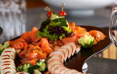 Culinary indulgence programme