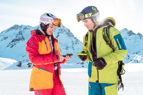 Ischgl ski school