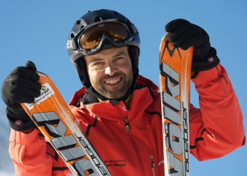 Private ski instructor Nikolaus Raggl