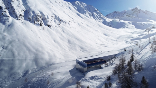 NEW 2019: Velilleck- and Visnitzbahn chairlifts