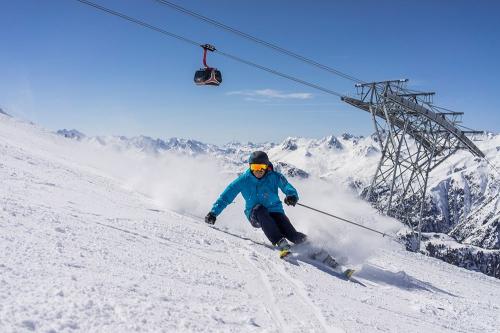 Ski January